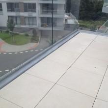 Hriňovská, sanácia balkónov